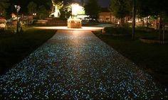 Ciottoli luminosi