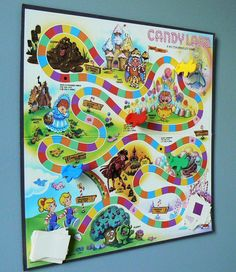 1000 images about candy land ideas on pinterest for Candyland bedroom ideas
