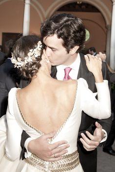 Una boda en el centro de Granada | Sole Alonso