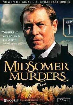 This release contains all the installments from the first series of the popular British series MIDSOMER MURDERS. Included are the episodes THE KILLINGS AT BADGER'S DRIFT, WRITTEN IN BLOOD, DEATH OF A