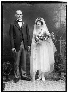 N. R. Bigelow wedding. [The South Texas Border: The Robert Runyon Photograph Collection]