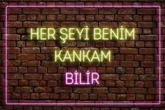 #Hersey bilinir # - Sakine TaÅkın - #bilinir #Hersey #Sakine #TaÅkÄn Sad Girl Quotes, Mood Quotes, My Life My Rules, Illuminated Signs, Neon Words, Mood Instagram, Quotes And Notes, Galaxy Wallpaper, Beauty Quotes