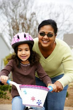 Tips to keep fit & have fun exercising with your kids.