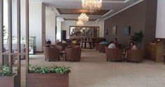 Sảnh Lounge tại Royal City