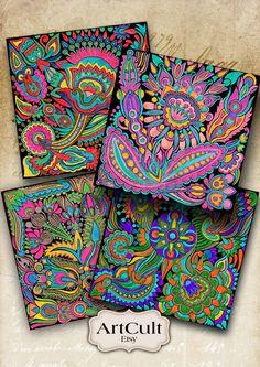 Mandala Painting, Dot Painting, Mandala Art, Fabric Painting, Coaster Crafts, Coaster Art, Printable Images, Devin Art, Handmade Crafts