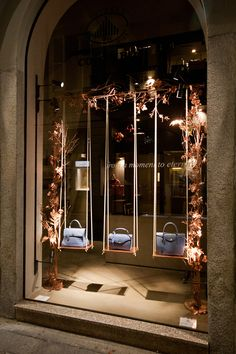 Sicis Jewels Fashion Week windows 2014, Milan – Italy »  Retail Design Blog