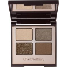 Charlotte Tilbury Luxury Palette ❤ liked on Polyvore featuring beauty products, makeup and palette makeup