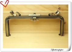 10 inch vintage style Doctor bag  frame Anti bronze   Purse frame ( bag making) K90 $20.00