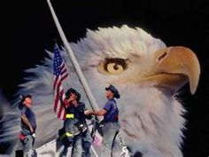 american pride - never forget 9/11 - AMERICA won't be defeated