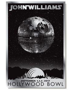 "John Williams ""Disco Death Star"""