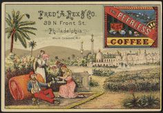 Fred K A. Rex & Co. The Peerless Coffee [front] | Flickr - Photo Sharing!