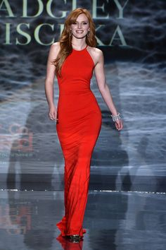 Go Red For Women - The Heart Truth Red Dress Collection 2014 Show Made Possible By Macy's And SUBWAY Restaurants - Runway - Pictures - Zimbio