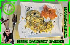 """""""Liebe geht durch den Magen"""" oder wenn das Essen sexy macht!: Eiersalat allerNormandie an norwegischem Räucherl..."""