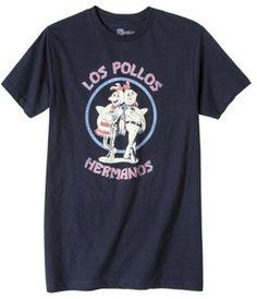 Breaking Bad Men's Los Pollos Graphic Tee