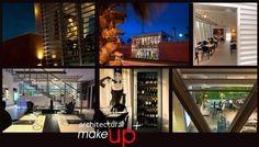 massimo & francesca  Architectural Make Up+