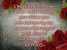 Always love my children