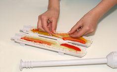 Maak eenvoudig je Sushi - maki met de Sushezi