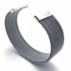 Cables Titanium Bracelet 20600