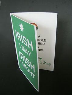 Irish I May
