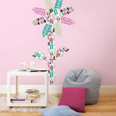 WallPops Wall Pops Espirit Wall Decal Stickers
