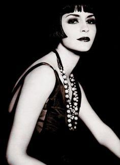 Audrey Tautou as Louise Brooks Plus