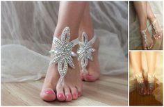 Armamiboda - Los calzados perfectos para bodas en la playa
