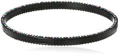 kate spade new york Enamel Bangle Black Multi-Bangle Bracelet >>> Be sure to check out this awesome product.