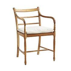 Teak Colonial Chair