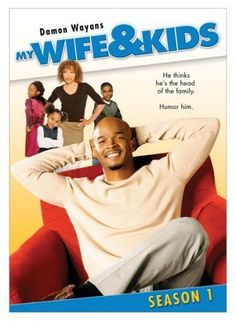 My Wife and Kids - My Wife and Kids is an American television family sitcom that ran on ABC from March 2001 until May Produced by Touchstone Television, it starred Damon Wayans and Tish. Black Tv Shows, Top Tv Shows, Free Tv Shows, Watch Tv Shows, Michael Kyle, Movies Showing, Movies And Tv Shows, Watching My Wife, Black Sitcoms