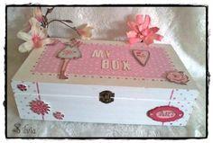 cajas decoradas | Aprender manualidades es facilisimo.com