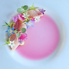 Smoked trout and currant sauce - amazing plating by @chef_yankavi Tag your best plating pictures with #armyofchefs to get featured. #plating #chefs