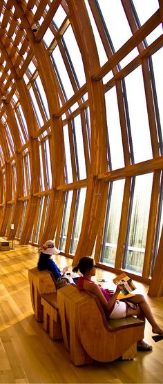 Art Gallery that you will surely love in Toronto. Photo: Toronto Tourism