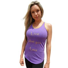 Live What You Love - New Money Clothing