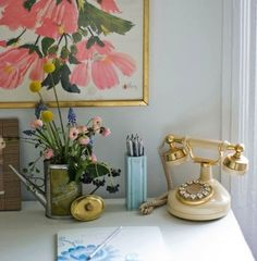 Operation Organize: 6 Tips for a Chic and Tidy Desk Love these ideas especially #3