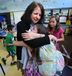 I know teachers love their students but you can get lice too..Safe Hugs Equal No Bugs!!     Head Lice Specialist