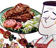 Steak, anyone?