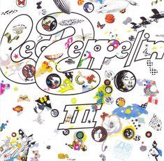 Led Zeppelin III è il terzo album della rock band inglese Led Zeppelin, prodotto nel 1970 dalla Atlantic Records.  Data di uscita: 5 ottobre 1970 Artista: Led Zeppelin Casa discografica: Atlantic Records