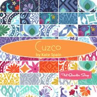 Cuzco Yardage Kate Spain for Moda Fabrics  LOVE THE COLORS!!!