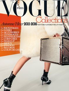 Vogue Collections défilés automne-hiver 2015-2016