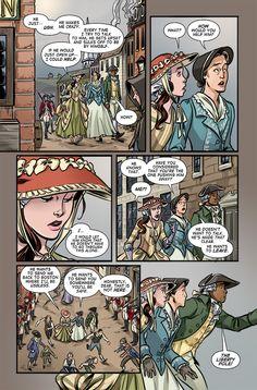 Culper Comic Page 15 Issue 3