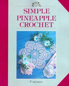 GVH-SIMPLE PINEAPPLE CROCHET - GVH.2 - Picasa Webalbumok