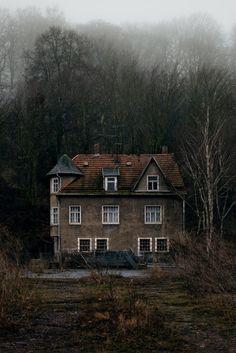 hawxr:  abandoned | Benjamin Anbau