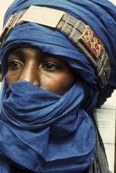 Tuareg Blue People