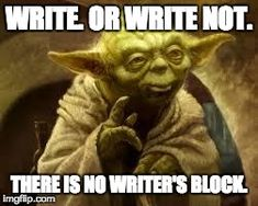 Writer's block homework