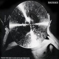 "Classic album Bauhaus' - Press Eject And Give Me The Tape"" Vinyl LP near mint condition!"