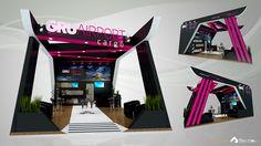 GRU_AIRPORT_JOB on Behance Airline Jobs, Airport Jobs, Loft, Showroom, Behance, Display, Design, Home Decor, Floor Space