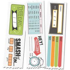 Calendar SMASH Tape -65'/20mm: Amazon.de: Küche & Haushalt