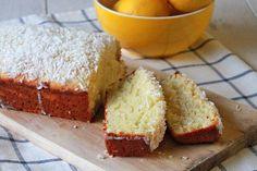 Coconut Quick Bread, Lemon And Coconut Cake, Quick Bread Recipes, Baking Recipes, Sweets Cake, Cookie Desserts, Cupcake Cakes, Cupcakes, Coffee Bread