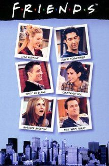 Friends (1994)...When Monica's high school friend (Rachel) re-enters her life, she sets off on a series of humorous and entertaining events involving Monica's brother (Ross), her ex-roommate (Phoebe), and her next door neighbors (Chandler & Joey)