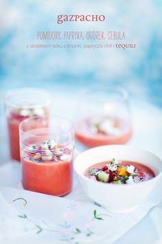 Gazpacho #intermarche #kuchnia śródziemnomorska #gazpacho